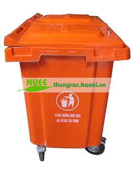 thung rac cong nghiep 660 lit Cam